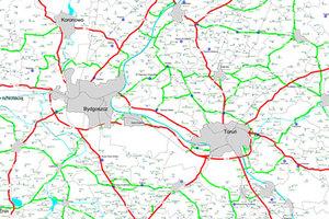 Kujawsko-pomorskie chce mieć system ewidencji dróg