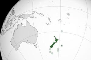 Dwie największe wyspy Nowej Zelandii wreszcie mają nazwę
