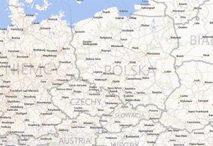 Mapy Microsoftu bardziej polskie