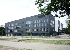 GIS Day również na Politechnice Wrocławskiej <br /> fot. Wikipedia/Beata Zdyb