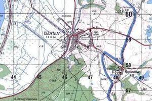 Kiedy wojskowe mapy będą bardziej dostępne?