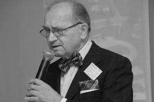 Prof. Mieczysław Sirko (1943-2014) <br /> fot. AW