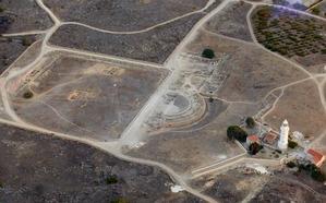 Archeolodzy i geodeci łączą siły na Cyprze