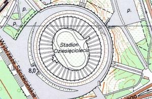 Mazowsze zamawia mapy topograficzne