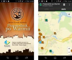 Poznaj Warmię z nową aplikacją mobilną