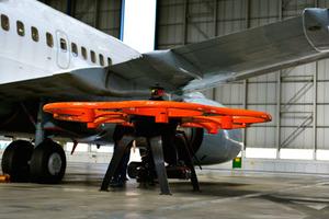 Dron z tachimetrem od Leica Geosystems