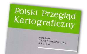 """Spore zmiany w """"Polskim Przeglądzie Kartograficznym"""""""
