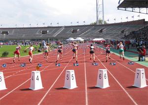 Zapowiedź szkolenia z pomiarów stadionów lekkoatletycznych <br /> Fot. Wikipedia/Rudolphous