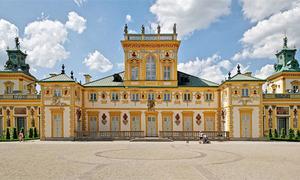 Pałac w Wilanowie zostanie zeskanowany <br /> Fot. Wikipedia/Przemysław Jahr