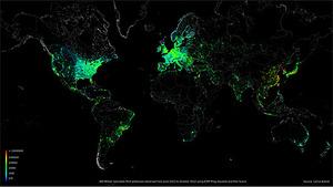 By połączyć GIS z internetem