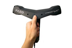 Premiera ręcznego skanera Faro