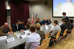 O bazach adresowych z ekspertami z Mołdawii