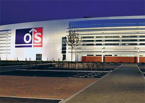 Ordnance Survey zmieni się w firmę <br /> Siedziba OS w Southampton