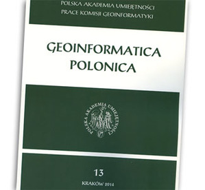 "O generalizacji i teledetekcji w ""Geoinformatica Polonica"""