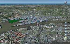Miasta 3D także w mobilnych przeglądarkach
