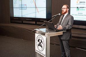 O przetwarzaniu danych przestrzennych w górnictwie <br /> Alain Belanda z firmy Bentley Systems