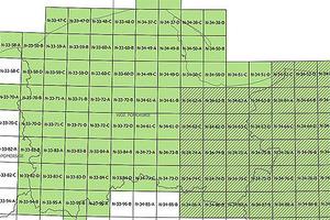 GUGiK zamawia mapy hydrograficzne