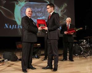 OPGK Olsztyn z nagrodą za innowacje <br /> fot. OPGK Olsztyn