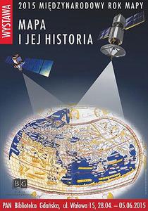 Wystawa map w Gdańsku