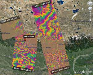 Polscy geolodzy monitorują skutki nepalskiego trzęsienia
