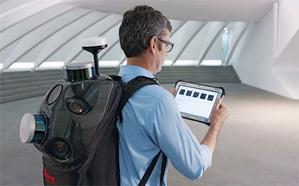 Leica prezentuje pomiarowy plecak dla BIM-u