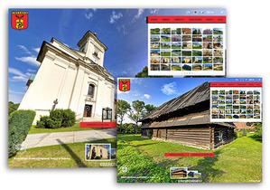 Wirtualny spacer po gminie Chełmek