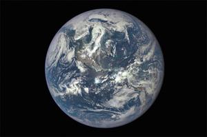 EPIC-kie zdjęcie Ziemi