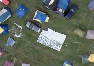 Ekspresowe ortofoto Przystanku Woodstock