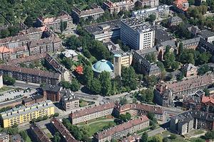 Kto zbuduje bytomski węzeł IIP? <br /> fot. Wikipedia/Yarl