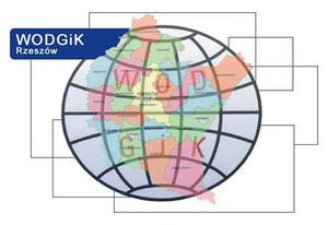 Rzeszowski WODGiK zamawia kolejne mapy <br /> fot. WODGiK