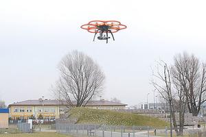 Prawie 1,9 mln zł za mobilny system kartowania GUGiK <br /> Dron Leica Geosystems