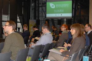 """Konferencja """"Środowisko informacji"""": ruszyły zapisy <br /> I edycja konfernecji, 2014 r. (fot. DC)"""