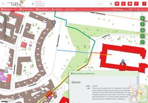 Lublin prezentuje nowy geoportal