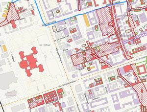 Warszawskie zabytki na internetowej mapie