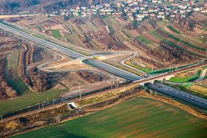GDDKiA w Katowicach zleca prace geodezyjne <br /> fot. GDDKiA