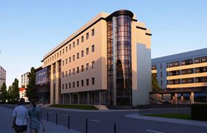 UP we Wrocławiu: otwarto nowy budynek dla geodezji