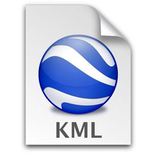 Format KML z możliwością wycieczki