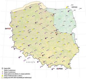 Do końca listopada zmodernizują 31 stacji ASG-EUPOS