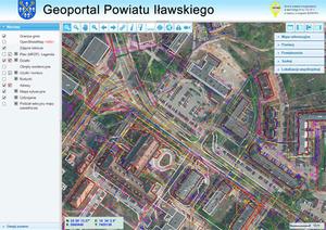 Powiat iławski zapowiada geoportal