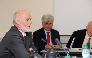 O samorządzie zawodowym na Radzie Geodezyjnej