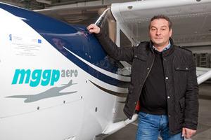 Prezes MGGP Aero w Polskim Radiu o ambitnych planach spółki