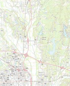 Kolejny milowy krok w rozwoju amerykańskich map topograficznych