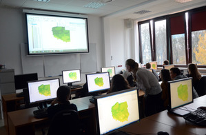 GIS Day 2015 na UMCS już za nami