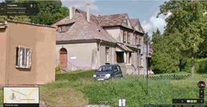 Co dalej z opatowskim Muzeum Geodezji? <br /> Planowana nowa siedziba Muzeum (fot. Google Street View)