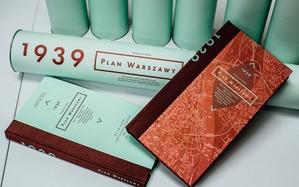 Premiera książki o planie Warszawy z 1939 r.
