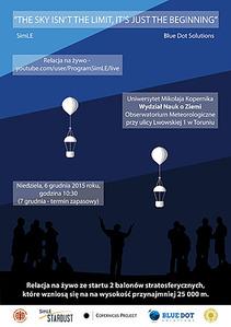 Misja balonu stratosferycznego Hevelius-4 - podejście drugie