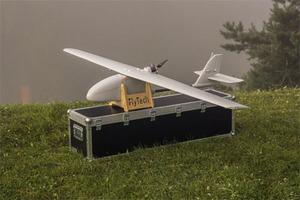Drony FlyTech UAV rozwijają skrzydła. ARP Venture obejmuje status obserwatora spółki FlyTech