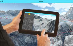 Narciarze otrzymają dokładne mapy 3D