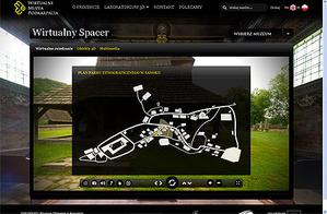 Studenci z Jarosławia będą skanować podkarpackie zabytki <br /> Wirtualne Muzea Podkarpacia