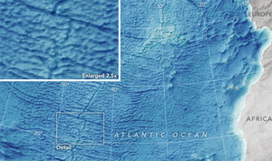 Grawimetria znów odkrywa tajemnice oceanów